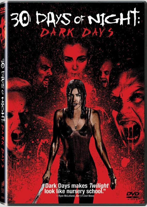 30 Dni Mroku: Czas Ciemności / 30 Days of Night: Dark Days (2010) - Lektor PL DVDRip STV