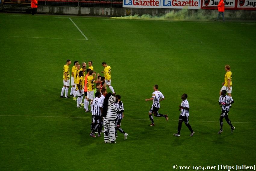 R.Charleroi.S.C. - K.Lierse.S.K. [Photos] [0-1] 1009260124011011236818019