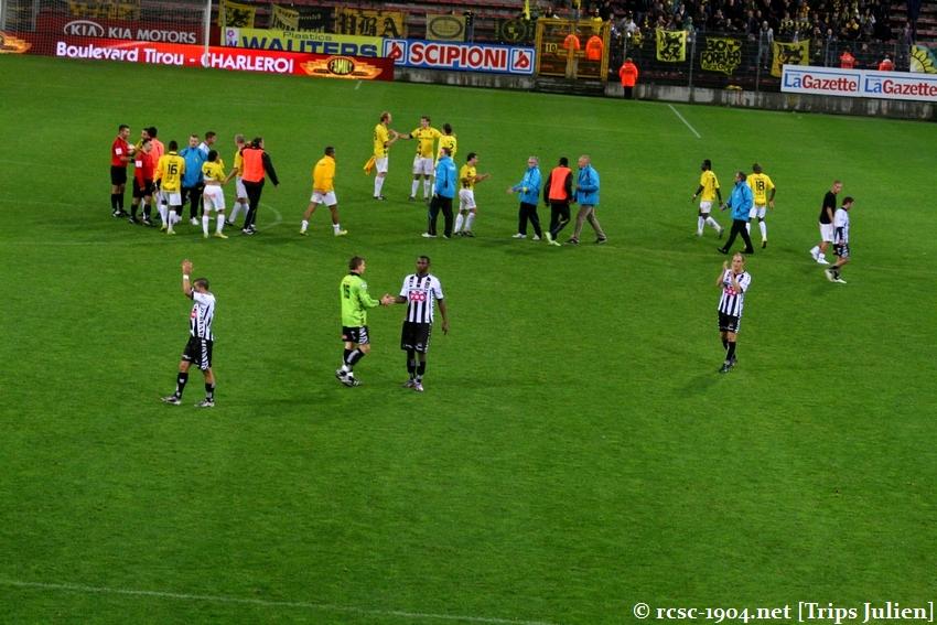 R.Charleroi.S.C. - K.Lierse.S.K. [Photos] [0-1] 1009260208071011236818166