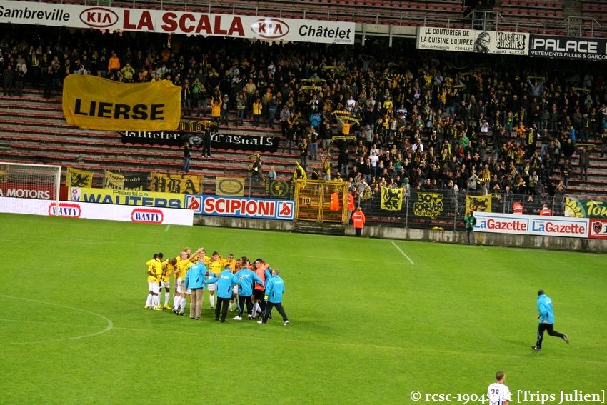 R.Charleroi.S.C. - K.Lierse.S.K. [Photos] [0-1] 1009260208241011236818167