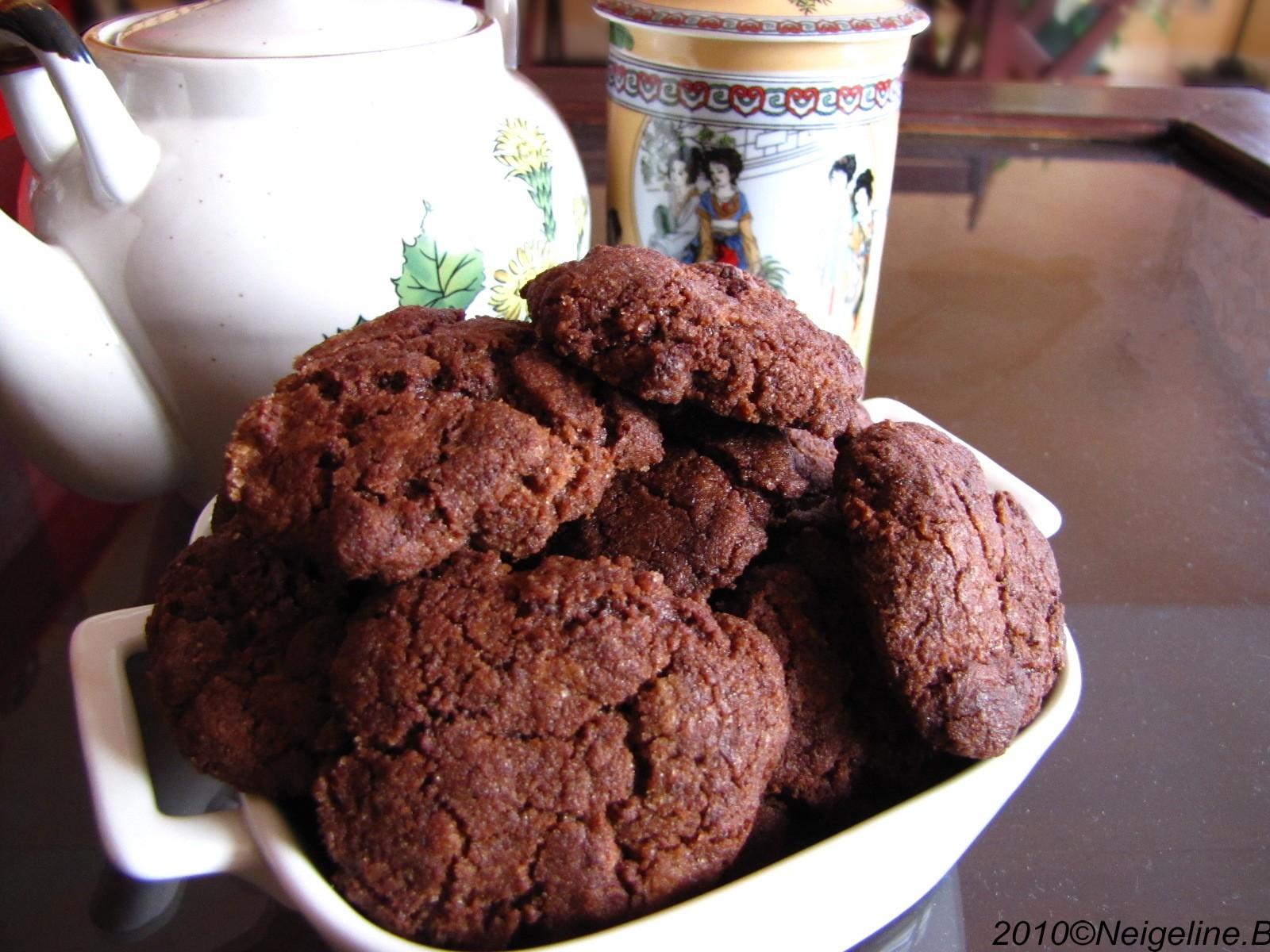 Recette pr parer en avance des craquelins au chocolat so what - Recette a preparer a l avance ...