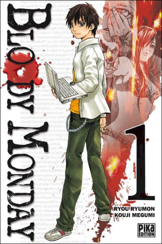 Bloody Monday de Ryûmon R. et Megumi K. 100927092102735216826036