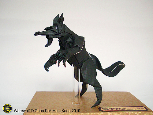 Werewolf 2 x   Kade Ch...
