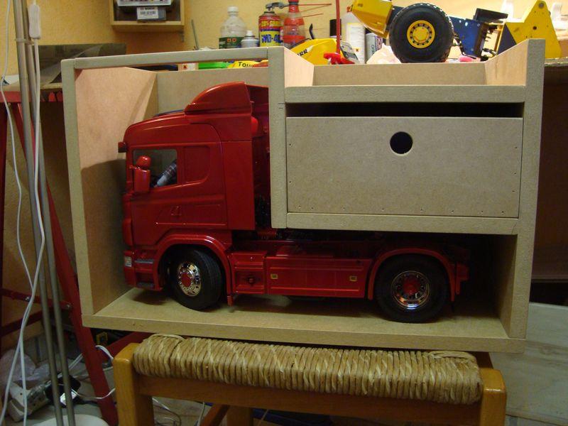 boite de transport pour camion camions rc fr. Black Bedroom Furniture Sets. Home Design Ideas
