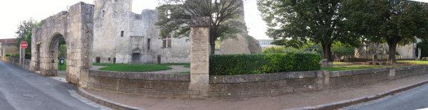 viree10 CEperigu - 24 Perigueux 063 chateau bariere