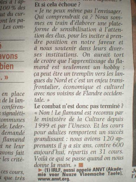 Het Frans-Vlaams in ons onderwijs systeem - Pagina 3 101007093427970736885377
