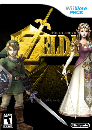 Zelda Link's PacK - Virtual Console