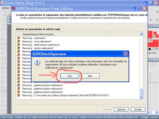 AntiSpyware - logiciel gratuit anti-mouchards (programmes espions) 1010160950001137786930710