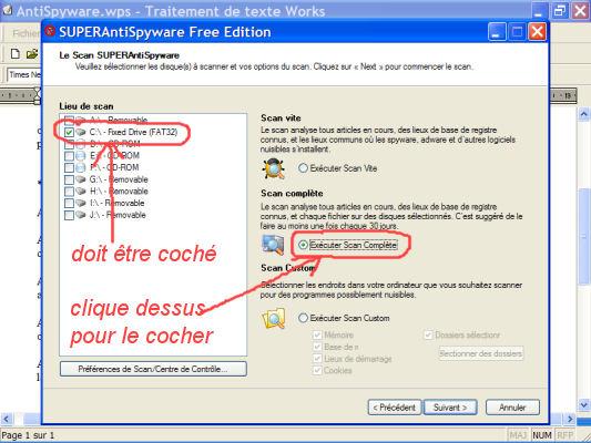 AntiSpyware - logiciel gratuit anti-mouchards (programmes espions) 1010160950021137786930715