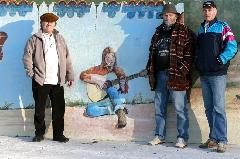 Mur CSADN - les 3 instigateurs