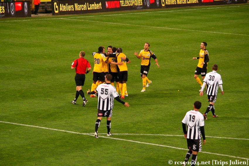 R.Charleroi.S.C - OVL Sporting Lokeren [Photos][1-2] 1010170122151011246935785