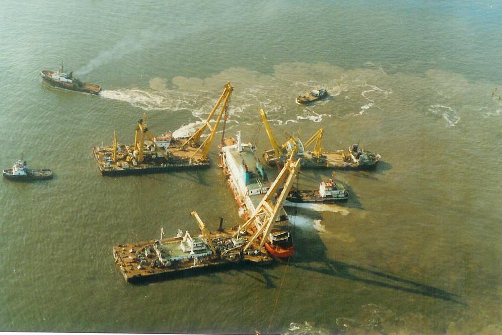 Le drame du Herald of Free Enterprise - Zeebrugge 6/03/1987 - Page 2 1010171114411050246936819