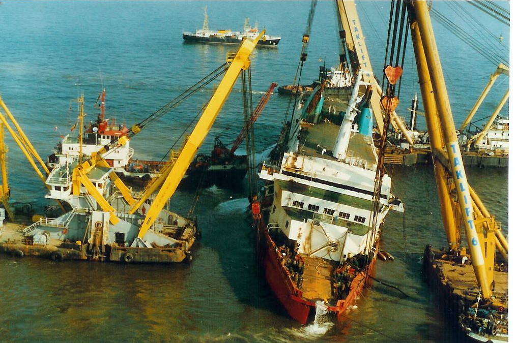 Le drame du Herald of Free Enterprise - Zeebrugge 6/03/1987 - Page 2 1010171114411050246936825