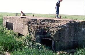 Ostend bunker Kasino WW2 1010180912251050246947059