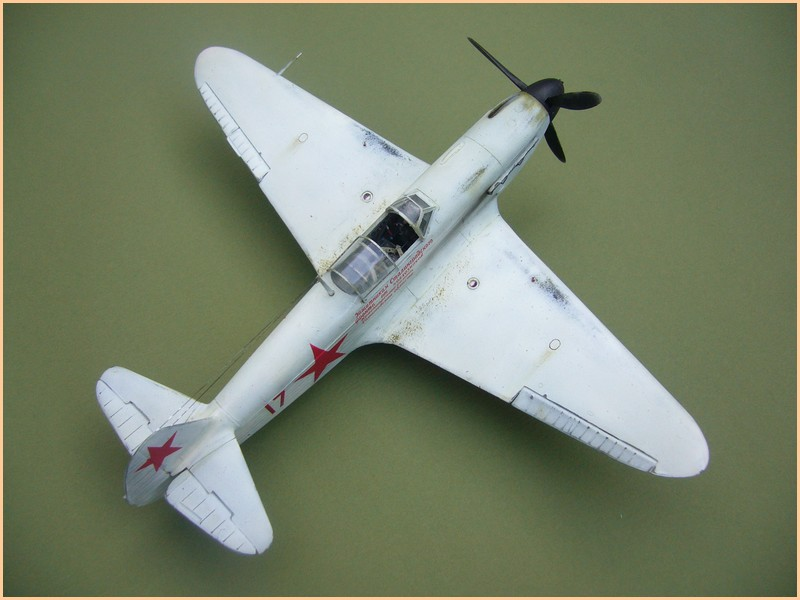 Yak-1b d'Yves Bizien ivanovo mars 1943 (1/48) 101021074542534316965117
