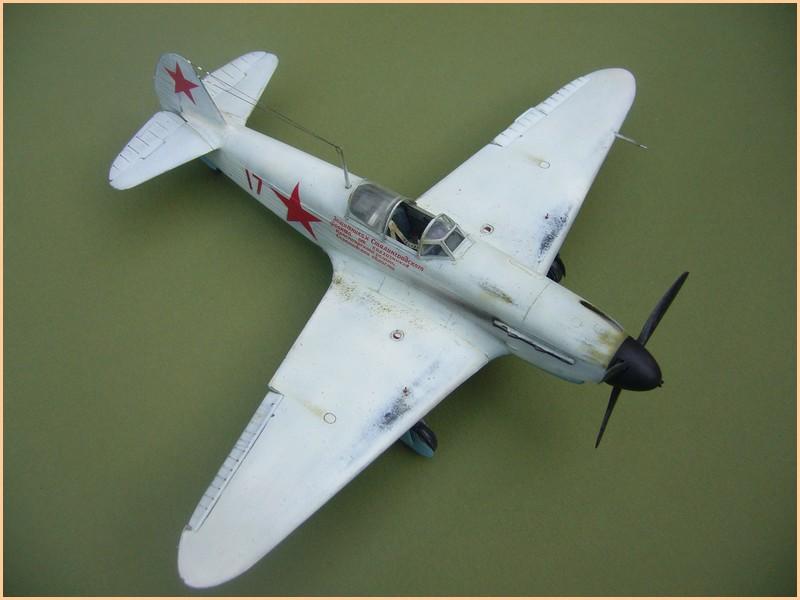 Yak-1b d'Yves Bizien ivanovo mars 1943 (1/48) 101021074542534316965118