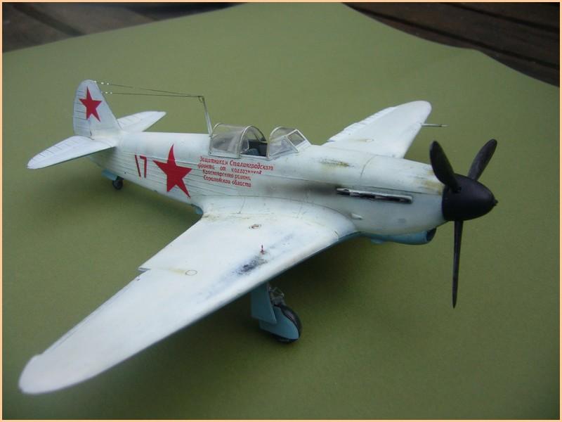 Yak-1b d'Yves Bizien ivanovo mars 1943 (1/48) 101021074542534316965119