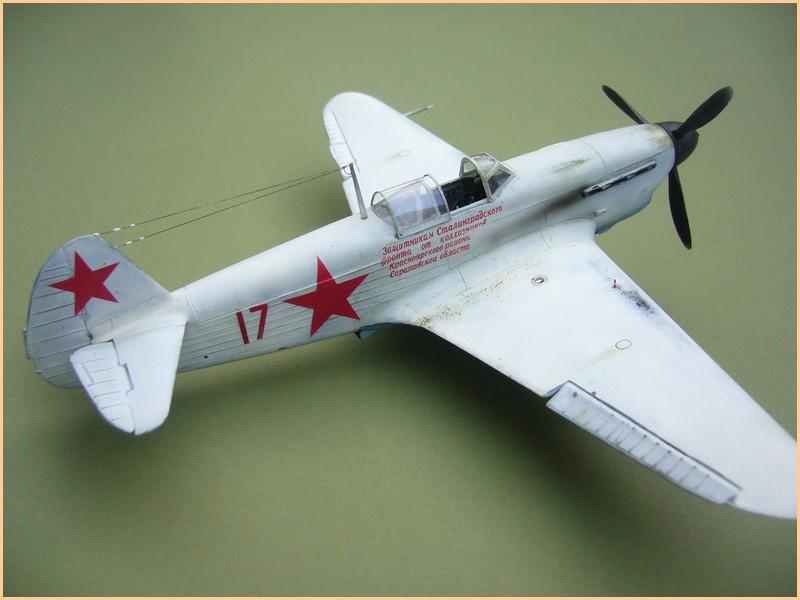 Yak-1b d'Yves Bizien ivanovo mars 1943 (1/48) 101021074543534316965120