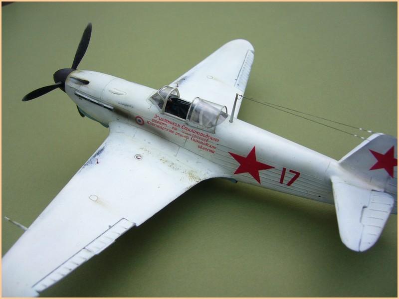 Yak-1b d'Yves Bizien ivanovo mars 1943 (1/48) 101021074543534316965122