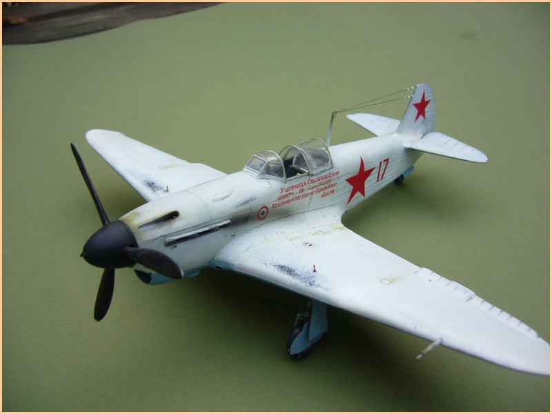 Yak-1b d'Yves Bizien ivanovo mars 1943 (1/48) 101021074543534316965124