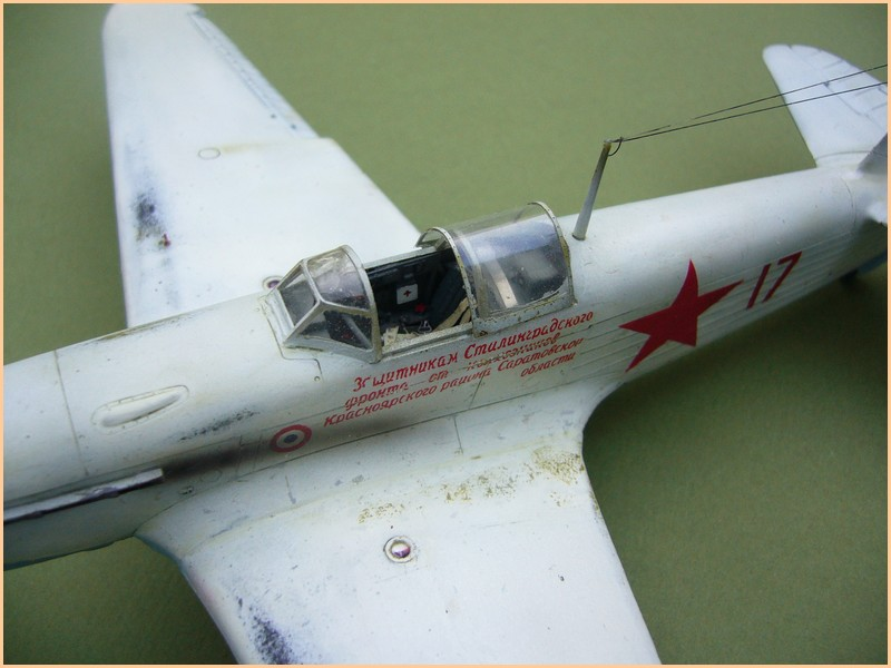 Yak-1b d'Yves Bizien ivanovo mars 1943 (1/48) 101021074543534316965130