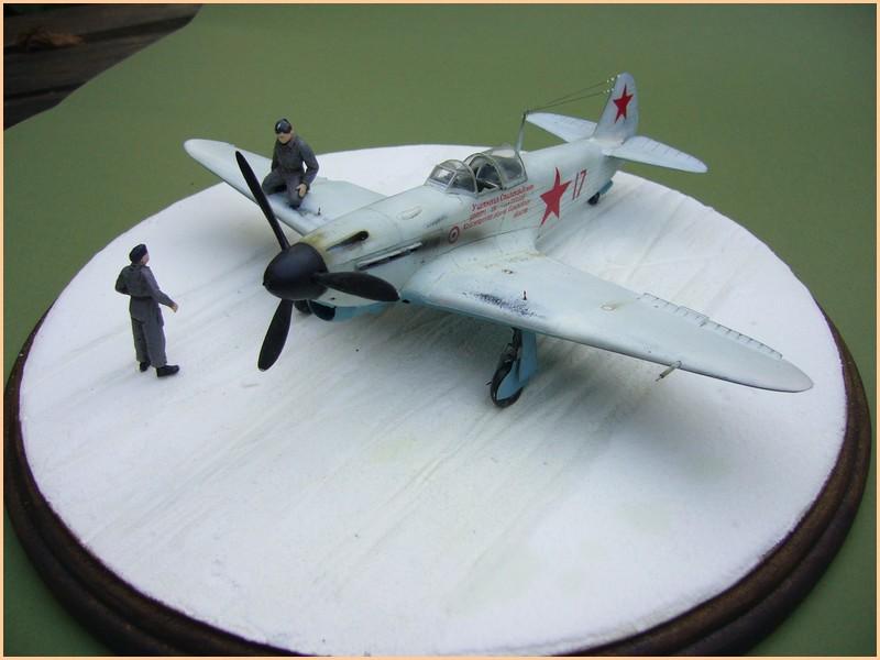 Yak-1b d'Yves Bizien ivanovo mars 1943 (1/48) 101021074544534316965133