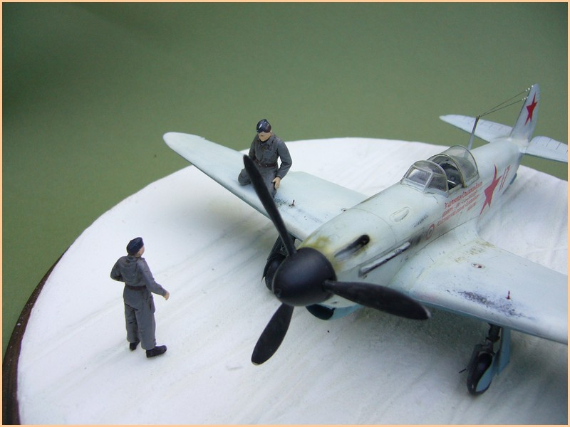 Yak-1b d'Yves Bizien ivanovo mars 1943 (1/48) 101021074544534316965134