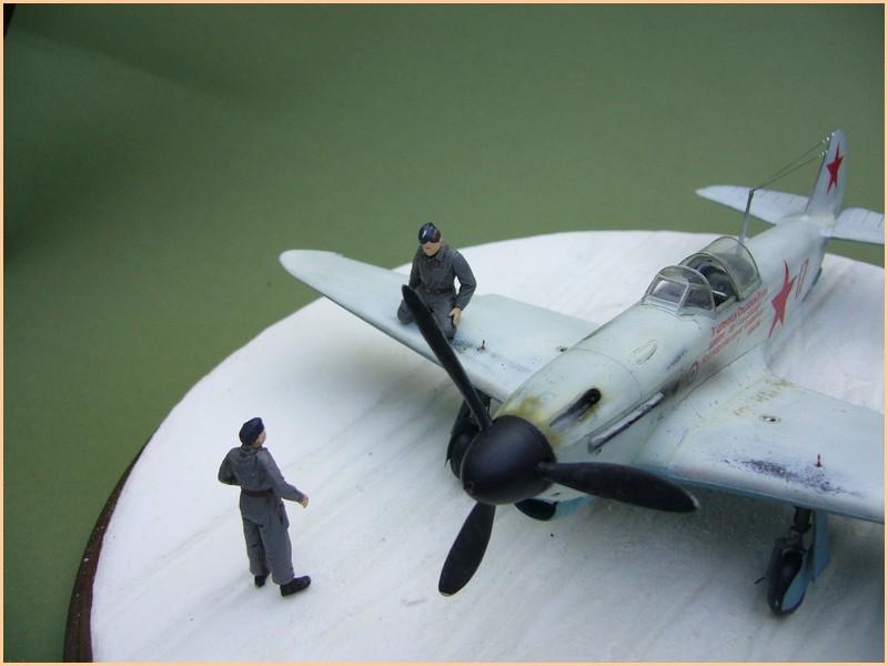 Yak-1b d'Yves Bizien ivanovo mars 1943 (1/48) 101021074544534316965135