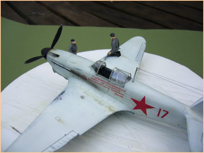 Yak-1b d'Yves Bizien ivanovo mars 1943 (1/48) 101021074544534316965136