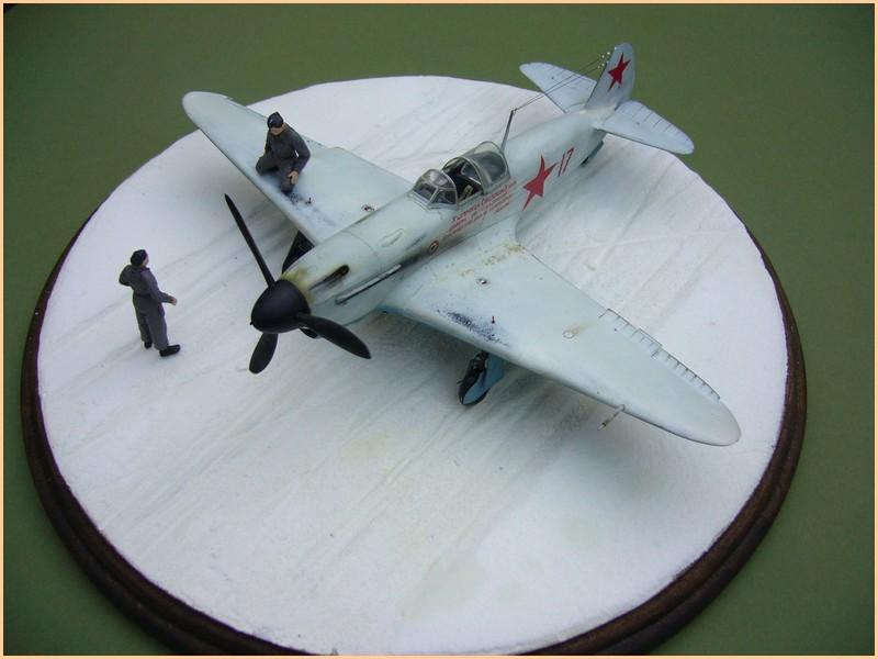 Yak-1b d'Yves Bizien ivanovo mars 1943 (1/48) 101021074544534316965137