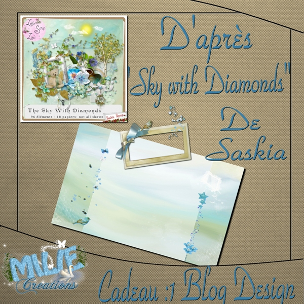 Milie_ PV Blog Design_Kit Sky with Diamonds by Saskia