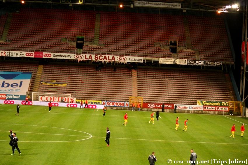 R.Charleroi.S.C - WAASLAND-BEVEREN [1 - 2][COFIDIS CUP] 1010270125121011246999815