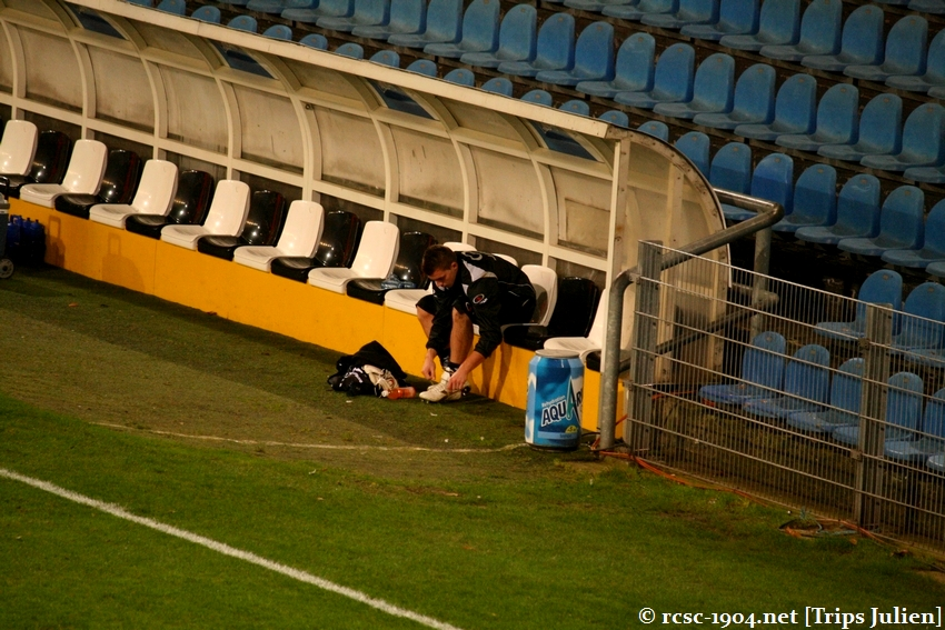 R.Charleroi.S.C - WAASLAND-BEVEREN [1 - 2][COFIDIS CUP] 1010270125281011246999816