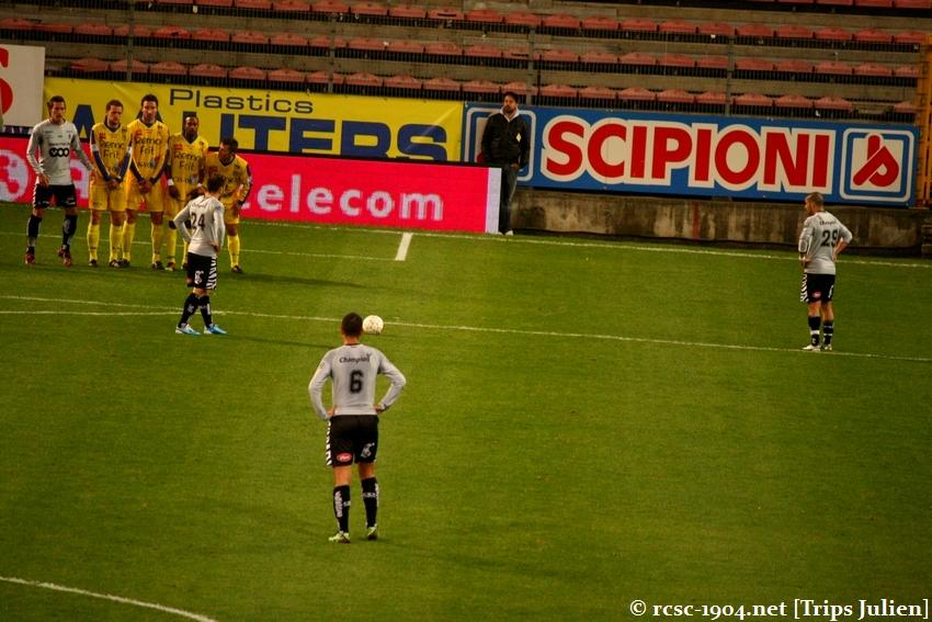 R.Charleroi.S.C - WAASLAND-BEVEREN [1 - 2][COFIDIS CUP] 1010270135081011246999860