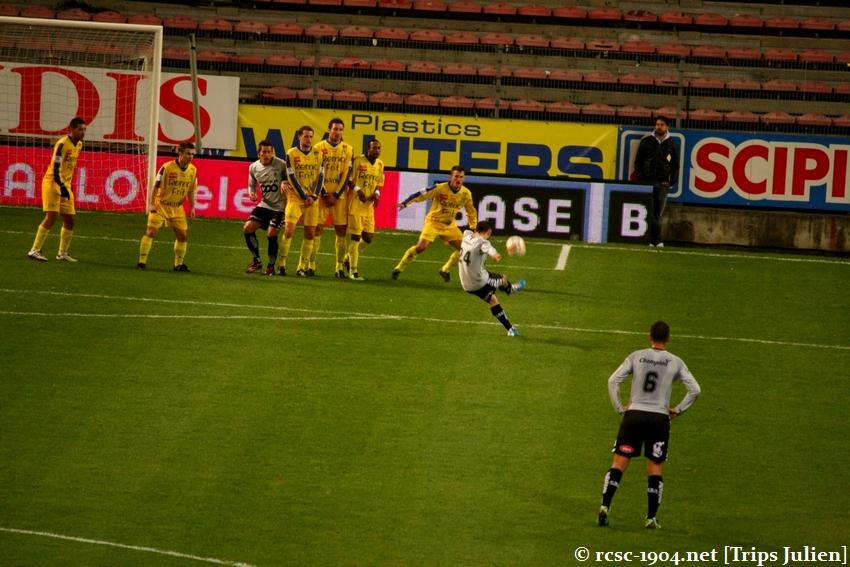 R.Charleroi.S.C - WAASLAND-BEVEREN [1 - 2][COFIDIS CUP] 1010270136011011246999864
