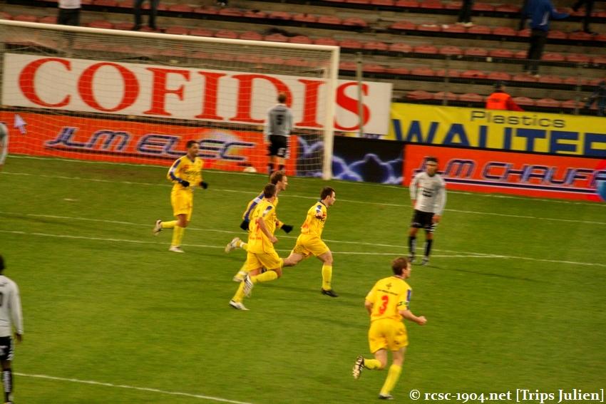 R.Charleroi.S.C - WAASLAND-BEVEREN [1 - 2][COFIDIS CUP] 1010270139151011246999889