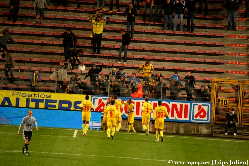 R.Charleroi.S.C - WAASLAND-BEVEREN [1 - 2][COFIDIS CUP] 1010270139441011246999891