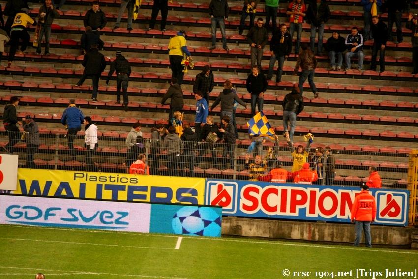 R.Charleroi.S.C - WAASLAND-BEVEREN [1 - 2][COFIDIS CUP] 1010270140141011246999893