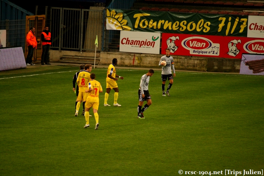 R.Charleroi.S.C - WAASLAND-BEVEREN [1 - 2][COFIDIS CUP] 1010270955111011247000748