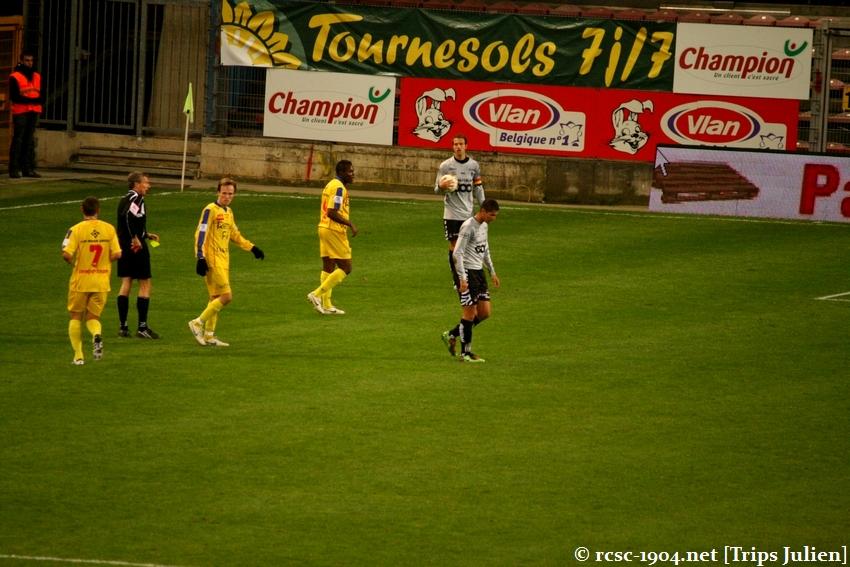 R.Charleroi.S.C - WAASLAND-BEVEREN [1 - 2][COFIDIS CUP] 1010270955261011247000750