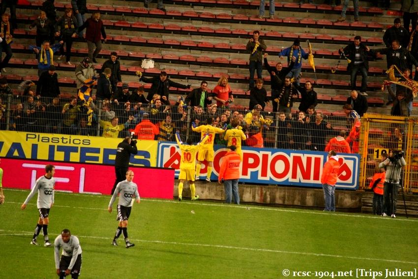 R.Charleroi.S.C - WAASLAND-BEVEREN [1 - 2][COFIDIS CUP] 1010271002411011247000783
