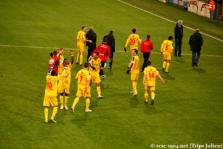 R.Charleroi.S.C - WAASLAND-BEVEREN [1 - 2][COFIDIS CUP] 1010271007211011247000812