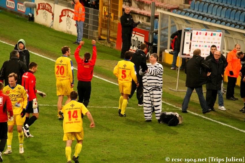 R.Charleroi.S.C - WAASLAND-BEVEREN [1 - 2][COFIDIS CUP] 1010271008231011247000817