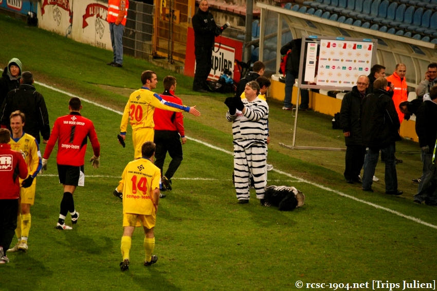 R.Charleroi.S.C - WAASLAND-BEVEREN [1 - 2][COFIDIS CUP] 1010271008391011247000819