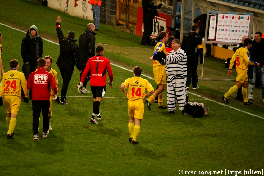R.Charleroi.S.C - WAASLAND-BEVEREN [1 - 2][COFIDIS CUP] 1010271009101011247000822