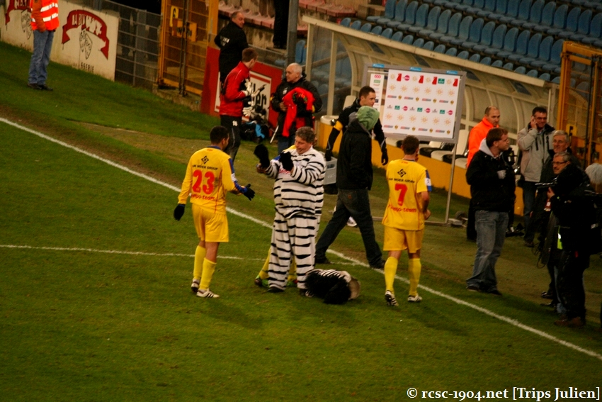R.Charleroi.S.C - WAASLAND-BEVEREN [1 - 2][COFIDIS CUP] 1010271009251011247000824