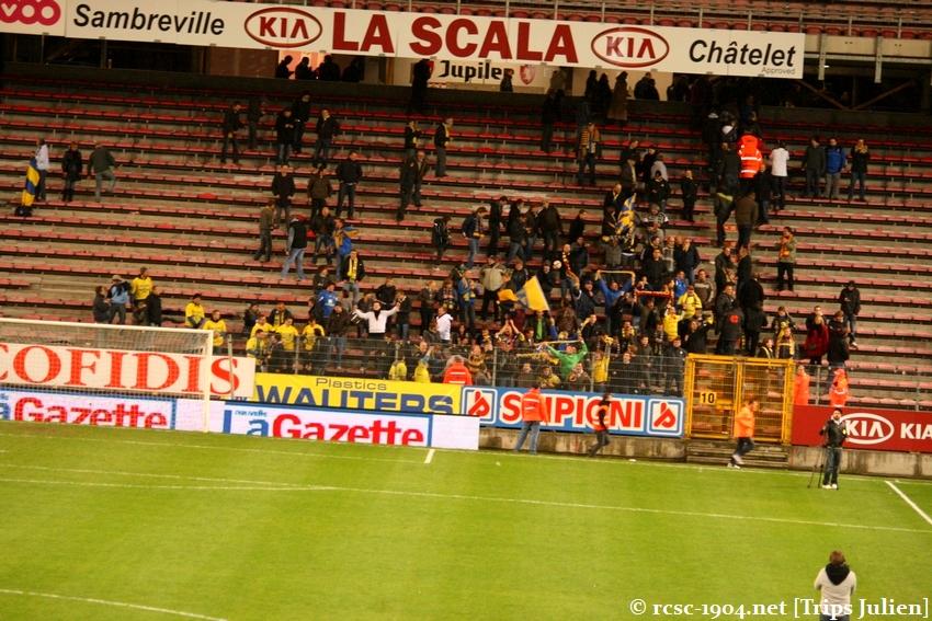 R.Charleroi.S.C - WAASLAND-BEVEREN [1 - 2][COFIDIS CUP] 1010271009571011247000826