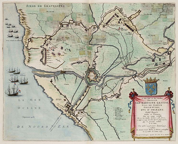 Oude kaarten, gravures en tekeningen van Frans-Vlaanderen 101029100251970737013810