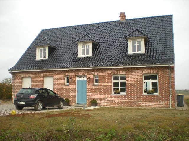Nieuwe traditionele huizen in Frans-Vlaanderen 101102092922970737045398