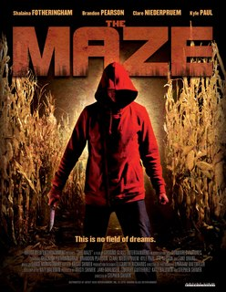 The Maze Poster
